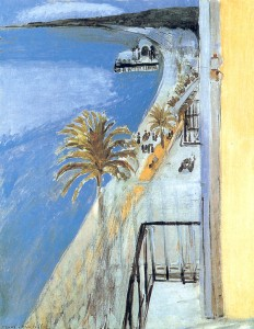 Matisse - La Baie de Nice Matisse-The-Bay-of-Nice-232x300